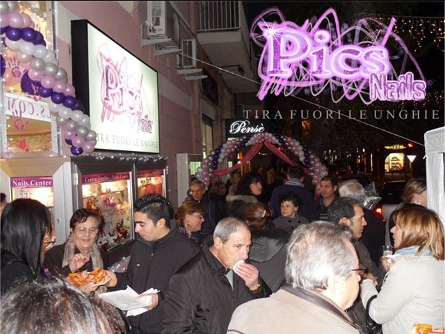 Inaugurazione Salone Pics Nails Alghero