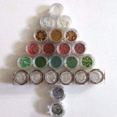 Kit Nail Art Natale 23 Decori