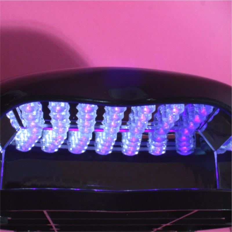 Lampada led unghie cuore 3 watt pics nails for Lampada led 50 watt