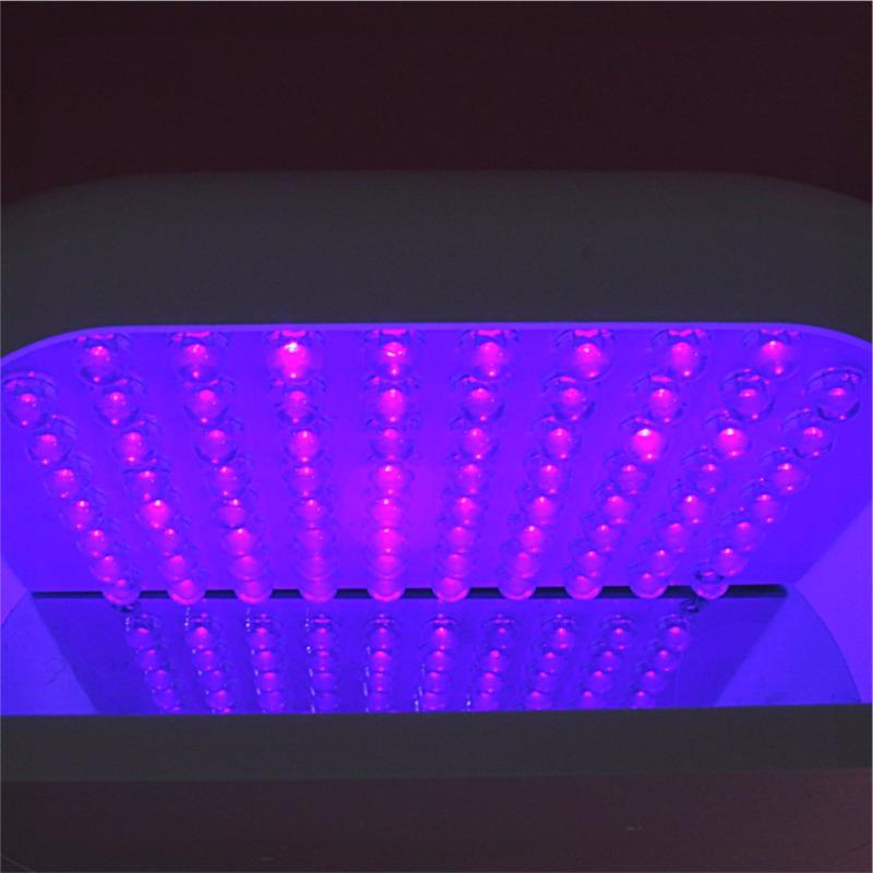 Lampada led unghie grande 14 watt pics nails for Lampada led 50 watt