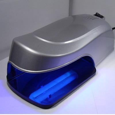 Lampada Ricostruzione unghie silver 9 watt