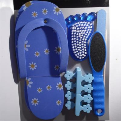 Manicure e Pedicure Set Blu