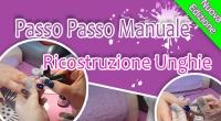 manuale ricostruzione unghie gel pics nails
