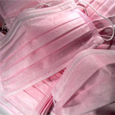 Mascherine Protettive Rosa 50 Pz