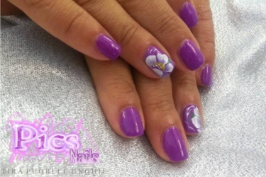 nail art e smalto semipermanente pics nails