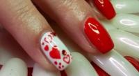 Nail Art di San Valentino