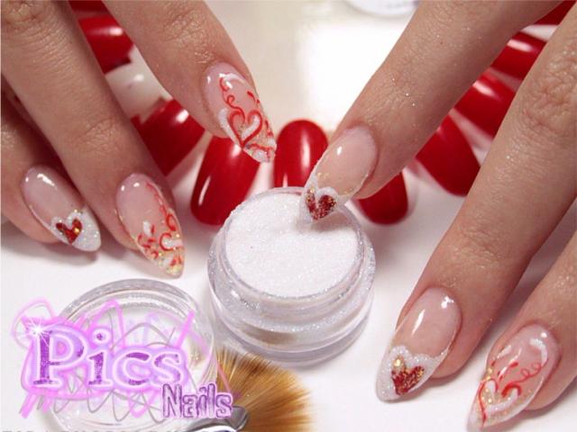 Nail Art Effetto Zucchero