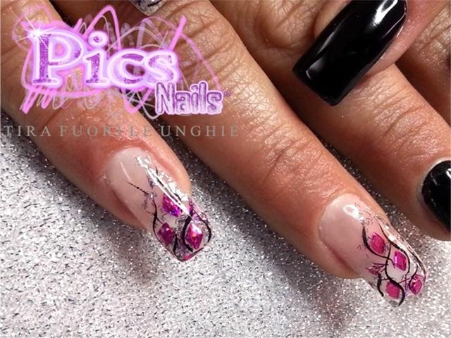 Nail Art Primavera Sottovetro