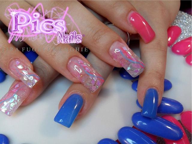 Nail Art Primavera