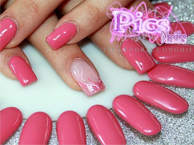 Nail Art Rosa Pics Nails