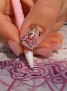 Nail Art sulle Unghie