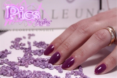 New One Step Gel Polish 3in1 Light Purple