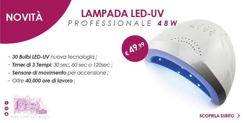Nuova_Lampada_Led_Uv_Professionale_48_watt_Pics_Nails