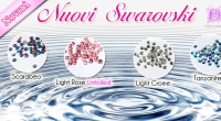 Nuovi Brillantini Unghie Swarovski Pics Nails!