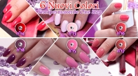 Nuovi Colori Smalto Semipermanente One Step Pics Nails