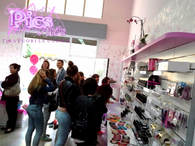 Nuovo Salone Affiliato Pics Nails a Guspini