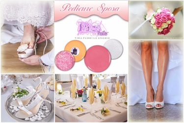 Pedicure Sposa Pics Nails