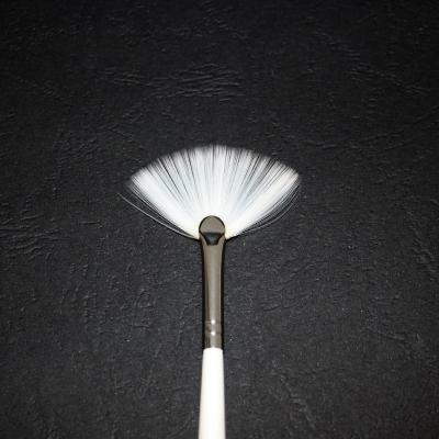 Pennello a Ventaglio per Nail Art e Ricostruzione Unghie