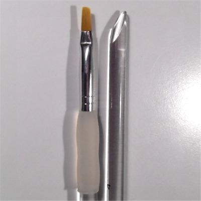 Pennello Ricostruzione Unghie 4 mm Impugnatura
