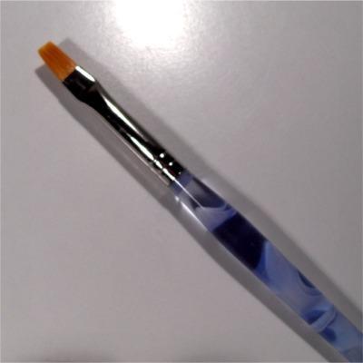 Pennello Gel Pro Blue 6 mm