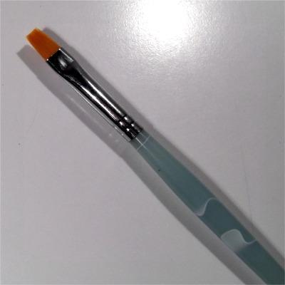 Pennello Gel Pro Verde 6 mm
