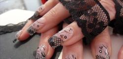 Pizzo per Nail Art