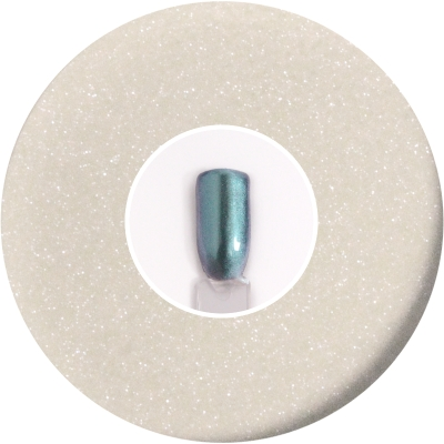 Polvere Camaleonte Verde Blu