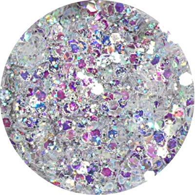 Polvere Extra Glitter Acqua Marina