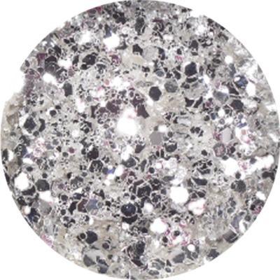 Polvere Extra Glitter Argento