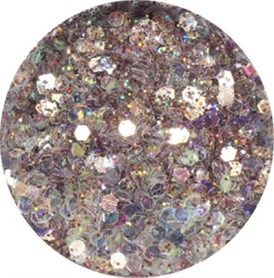 Polvere Extra Glitter Bronzo Chiaro