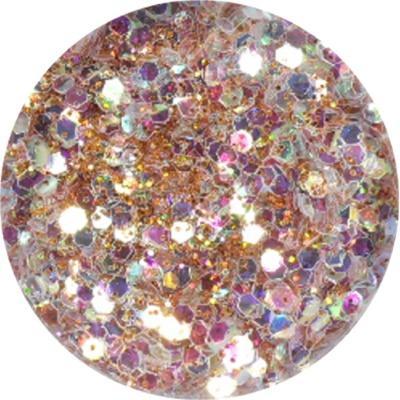 Polvere Extra Glitter Bronzo Oro