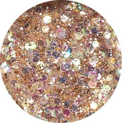 Polvere Extra Glitter Oro Scuro