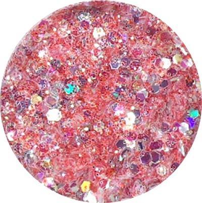 Polvere Extra Glitter Rosso
