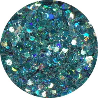 Polvere Glitter Extra Verde Scuro