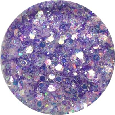 Polvere Extra Glitter Viola
