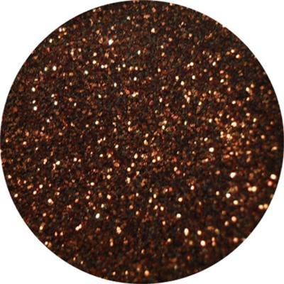 Polvere Glitter Bronzo Scuro