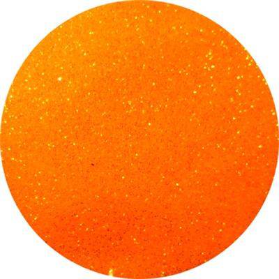 Polvere Glitter Fine Arancione