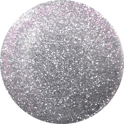 Polvere Glitter Fine Argento