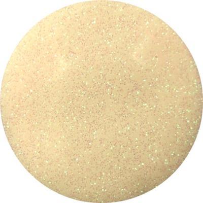 Polvere Glitter Fine Bianco Effetto Zucchero