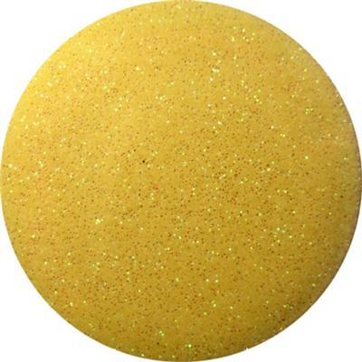 Polvere Glitter Fine Giallo
