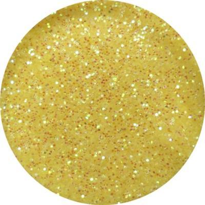 Polvere Glitter Giallo Chiaro