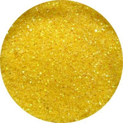 Polvere Glitter Giallo Scuro