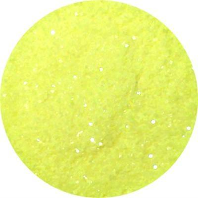 Polvere Glitter Neon Giallo 2