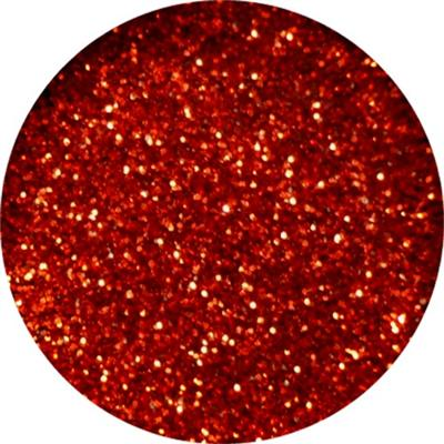 Polvere Glitter Rosso Scuro