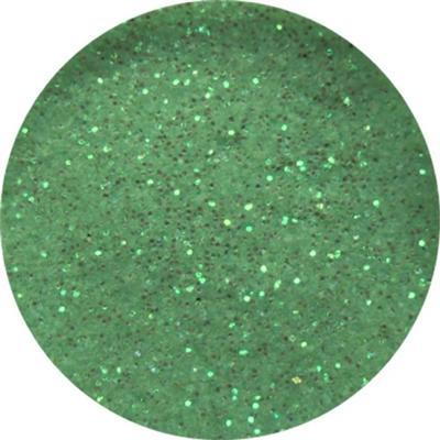 Polvere Glitter Verde Chiaro
