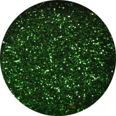 Polvere Glitter Verde Scuro