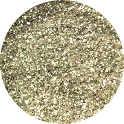 Polvere Media Glitter Argento
