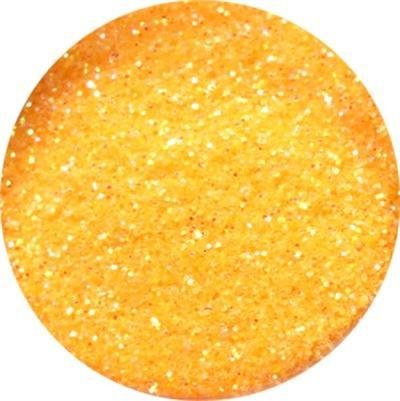 Polvere Media Glitter Giallo