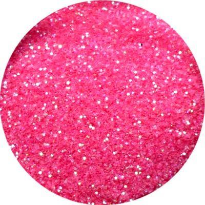 Polvere Media Glitter Rosa