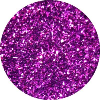 Polvere Media Glitter Viola